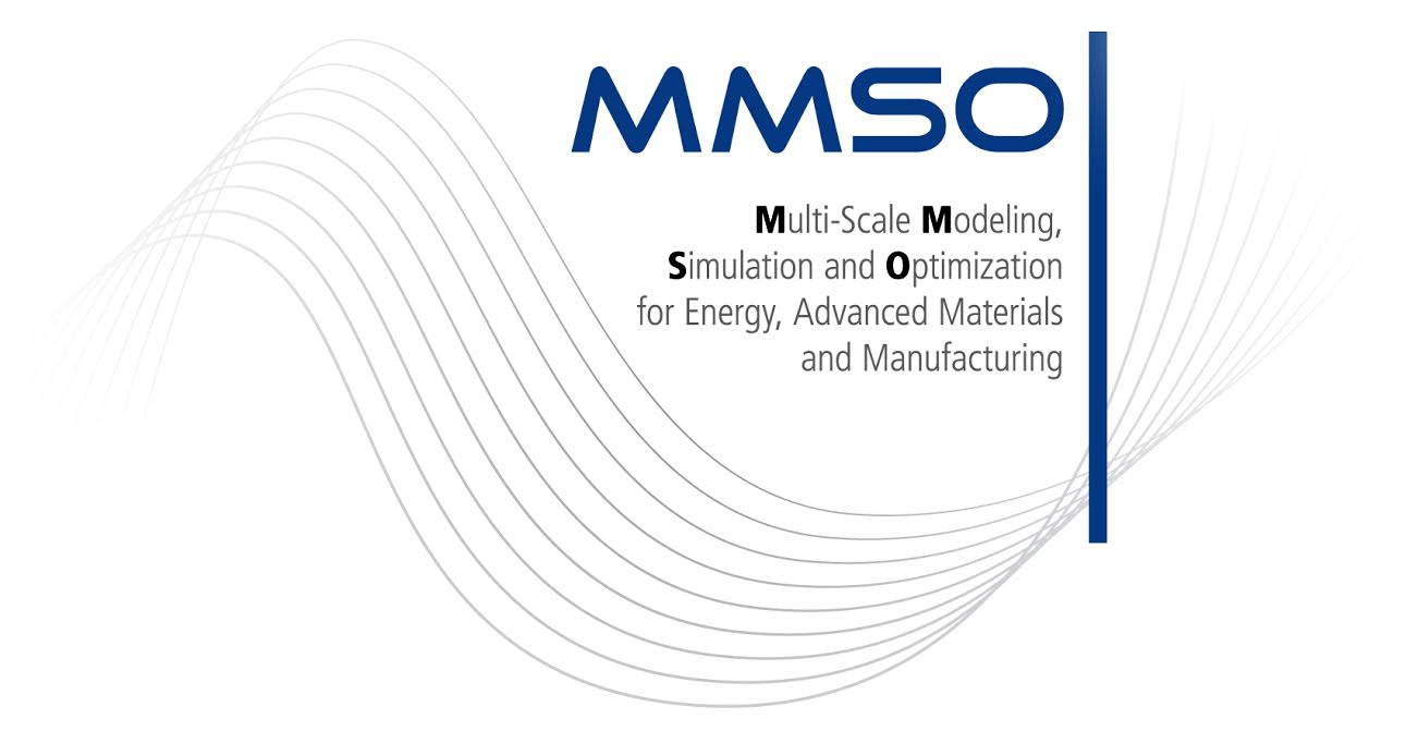 MMSO stands for: M – Multi-Scale, M – Modeling, S – Simulation, and O – Optimization for Energy, Advanced Materials and Manufacturing.
